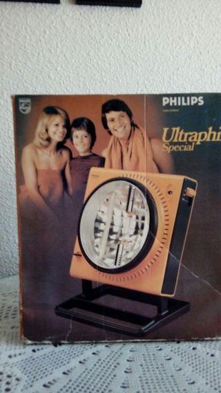 lampara ultravioleta...muy nueva sin uso
