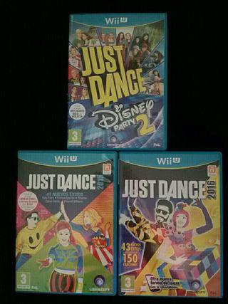 """Juegos Wii """"U"""""""