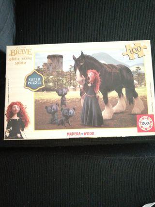 Puzzle de Brave Disney