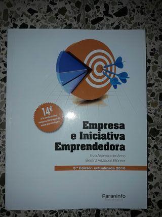 Empresa e Iniciativa emprendedora (Paraninfo)
