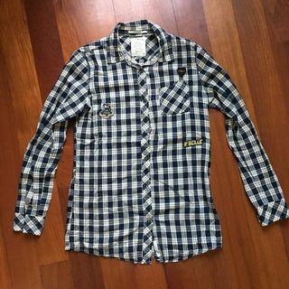 Camisa y chaleco Scotch & Soda