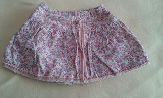 falda zara bebe