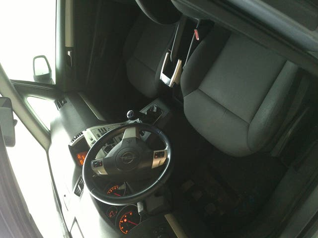 Opel Zafira 2008