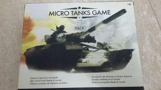 micro tanques teriligidos