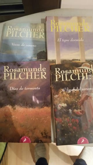 4 Libros Rosamunde Pilcher