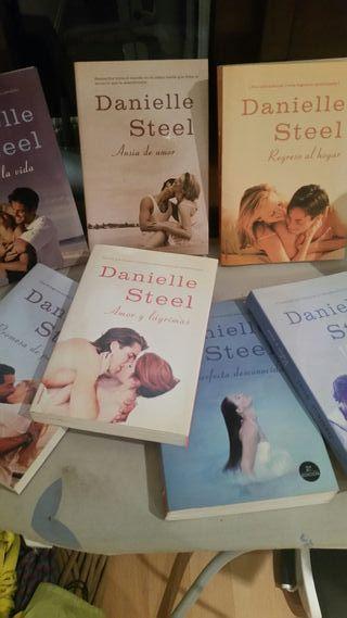 7 libros Libros Danielle Steel