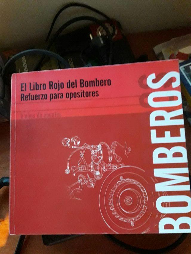 libro rojo bomberos