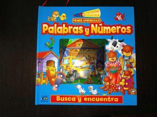 PALABRAS Y NUMEROS (BUSCA Y ENCUENTRA) LINTERNA M