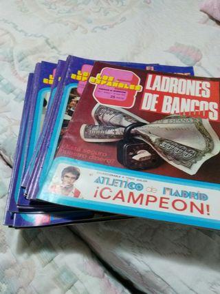 25 revista los Españoles