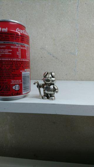 Miniatura de Cerdito en Plata