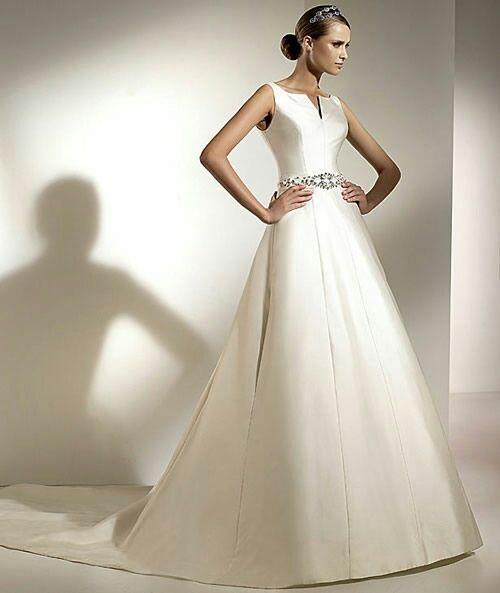 vestido novia pronovias de segunda mano por 100 € en lorca en wallapop