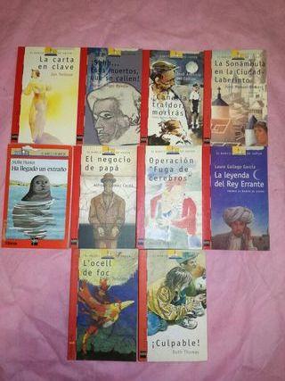 libros de lectura a partir de 12 años