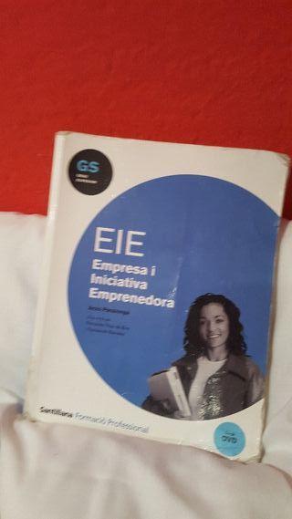 EIE Empresa i iniciativa (Grau Superior. Santillan