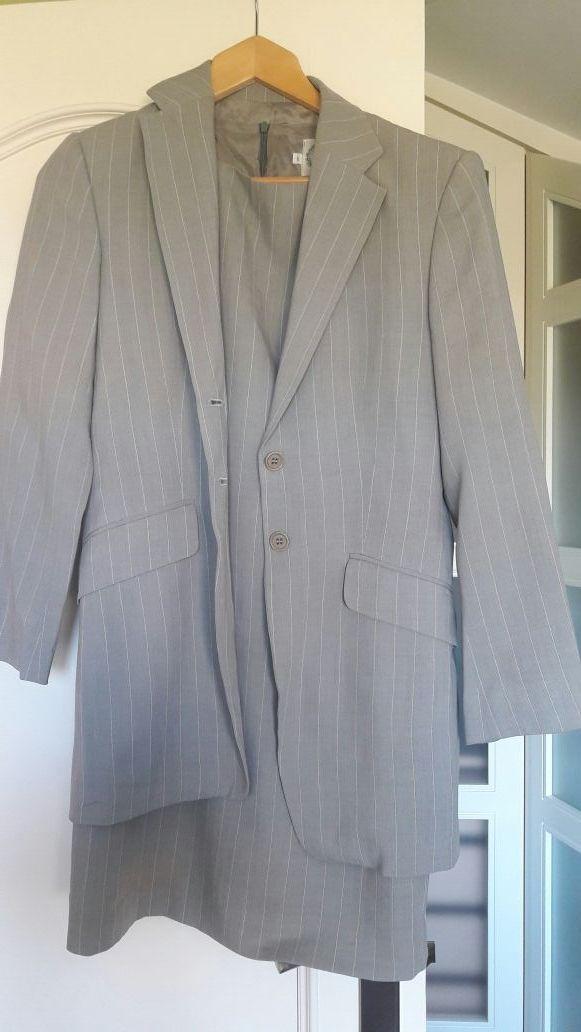 Vestido raya ejecutivo City Country