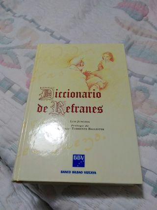 diccionario refranes