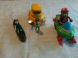 Submarino de Playmobil