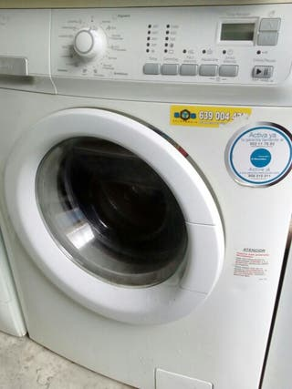lavadora Electrolux clase A 1400 revoluci