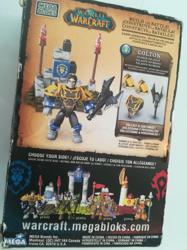 World warcraft mega bloks