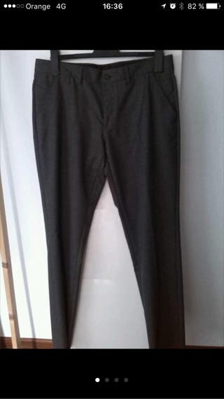 Pantalon chico zara