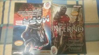 Guia Dante's Inferno + Mass Effect 2