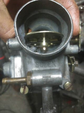 carburador solex simca