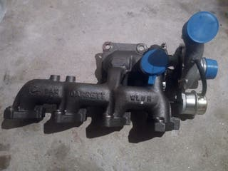 Turbo con colectores ford focus