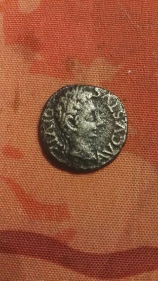 moneda romana augustus