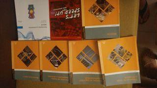 Libros de 1 y 2 de electromecanica grado medio