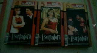 vhs telenovela