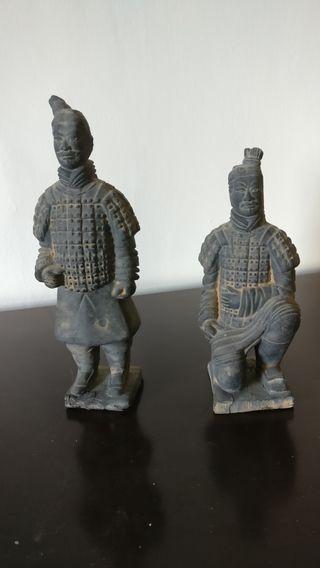 Guerreros de Terracota Xian
