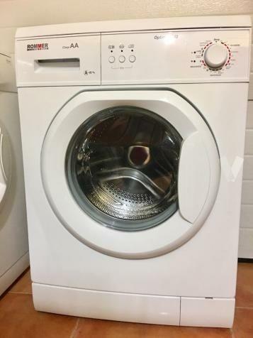 lavadora rommer 560 plus