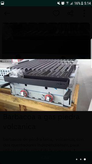 maquina barbacoa