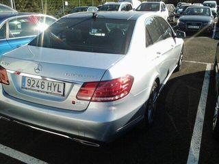 Mercedes-Benz Clase E 300 BlueTEC HYBRID Avantgarde Plus 170 kW (231 CV)