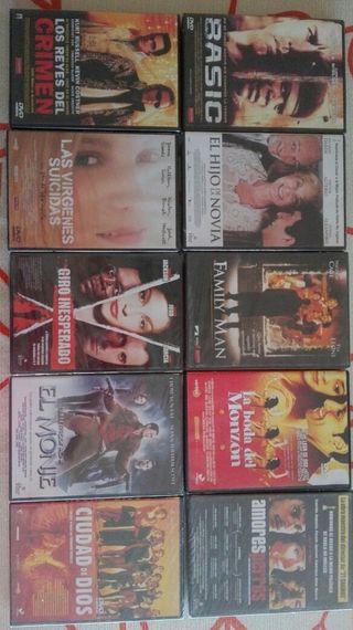 Oferta Películas DVD