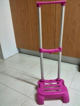 carrito para mochila escolar