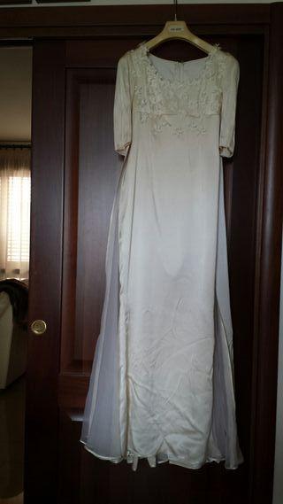 vestido de novia de marca de segunda mano en barcelona en wallapop