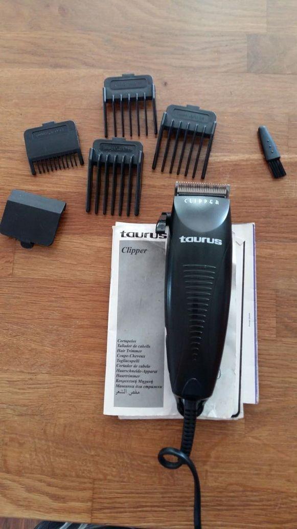 maquina de cortar pelo