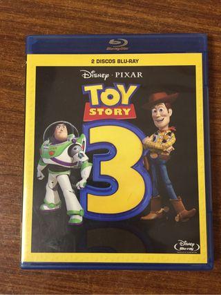 Blu-ray toy story 3