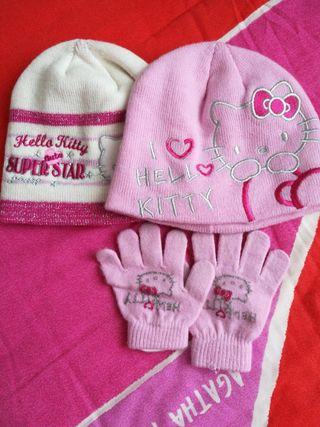 Gorro y guantes 52 cm niña ropa