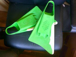 HUBBOARDS aletas bodyboard