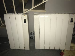 Radiador Emisor termico
