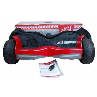 Hoverboard Hummer Rojo