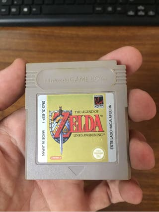 Zelda Game boy