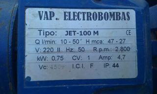 motor 1 cv