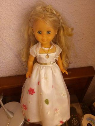 Nancy antigua comunion, coleccion.