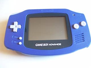 Consola nintendo game boy advance + 8 juegos