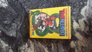 5 DVD de dragon ball
