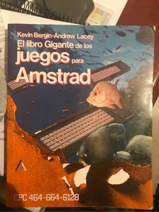 Manual juegos amstrad