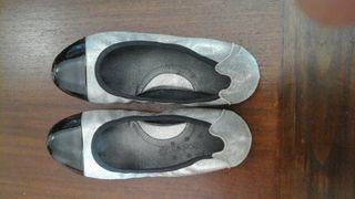 Zapatos de piel niña. Número 33