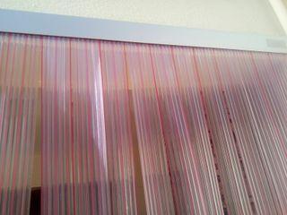 cortina tiras